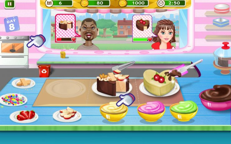 Little Chef Crazy Cake Master Cooking Game 1 0 4 Download Apk For