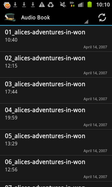 download free audio books alice in wonderland