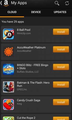 App-Shop screenshot 3