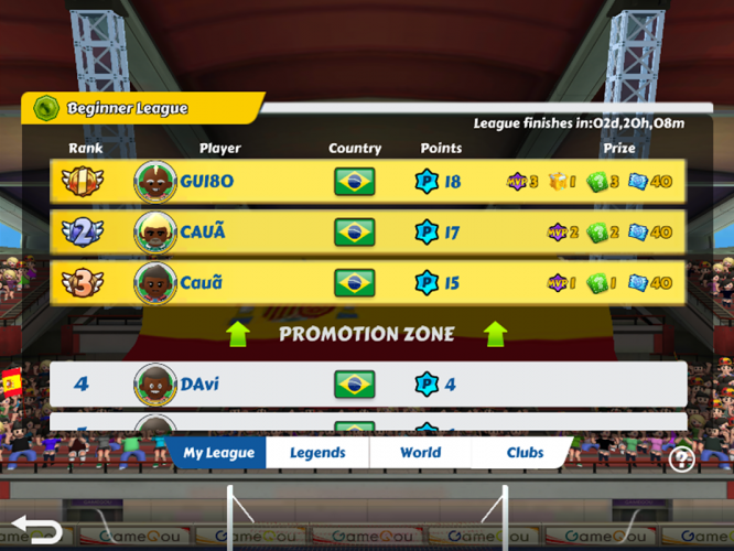 Perfect Kick 2 - Online football game screenshot 18
