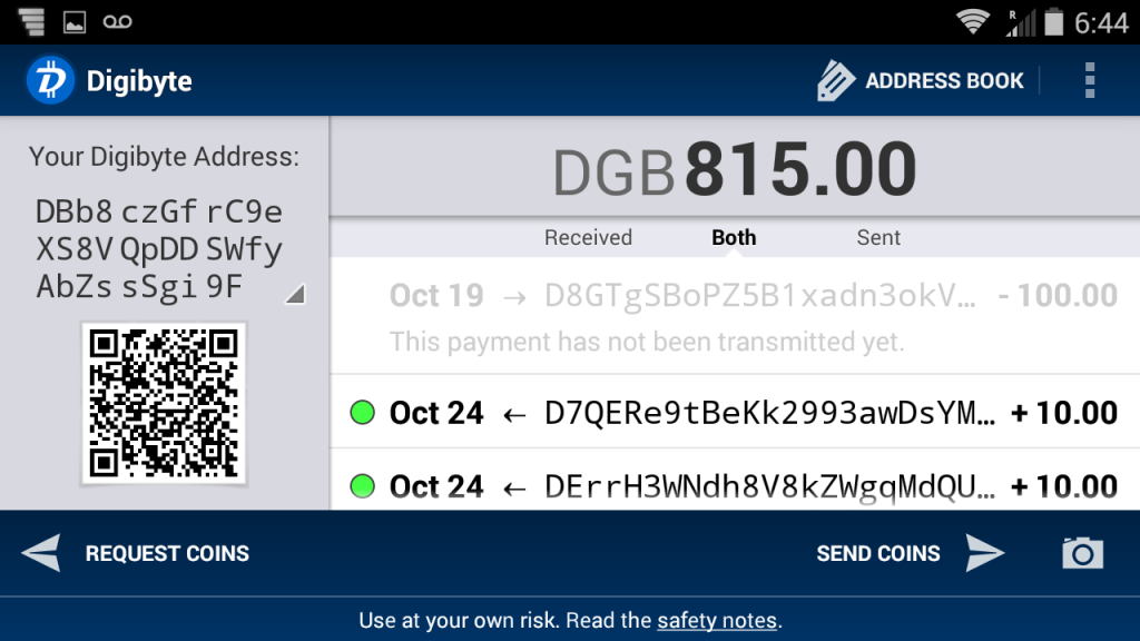 DigiByte Wallet | Download APK for Android - Aptoide