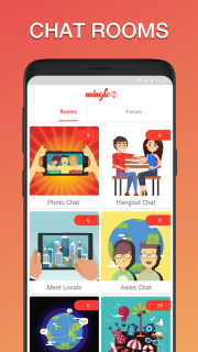 Mingle2 - Free Online Dating & Singles Chat Rooms screenshot 3