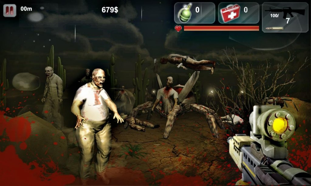 zombie shooter 3 game free download