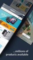 Amazon Shopping Screen