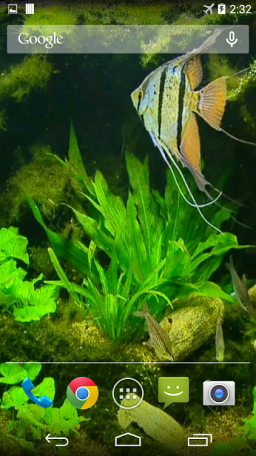 Fish tank hd live wallpaper download apk for android for Fish tank app
