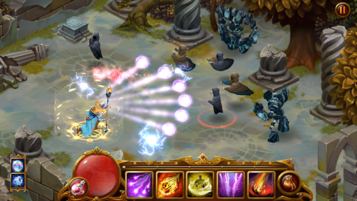 Guild of Heroes - fantasy RPG screenshot 2