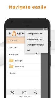 ASTRO File Manager BETA screenshot 2