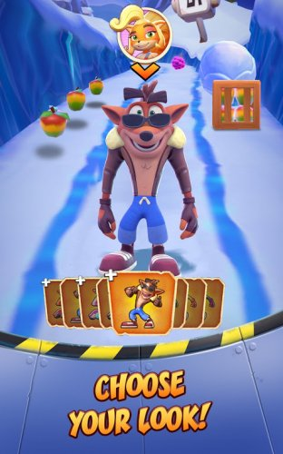 Crash Bandicoot: On the Run! screenshot 16