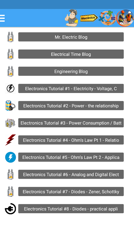 Learn electricity (All About It) screenshot 1