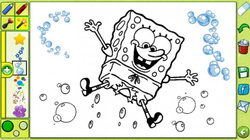 Libro para Colorear - Cartoons - Niños 2.0 Descargar APK para ...