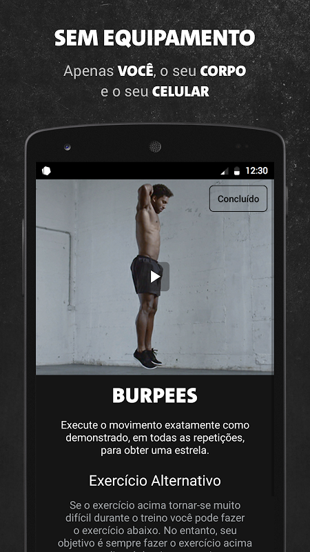 Freeletics Bodyweight screenshot 2