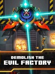Evil Factory screenshot 2