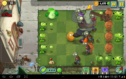 Plants vs. Zombies™ 2 Free screenshot 3