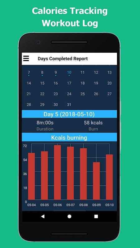 Six Pack in 30 Days - Premium Quality screenshot 2