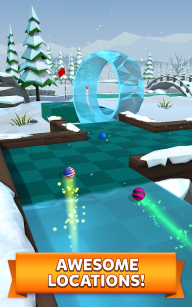 Golf Battle screenshot 3