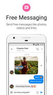 Messenger Lite screenshot 4