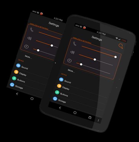MIUI DARK CM11/PA/MAHDI THEME 1 4 Download APK for Android