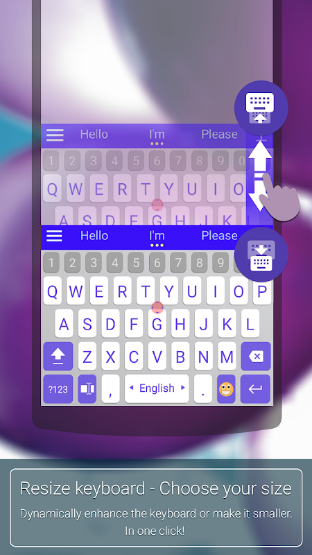 Arab Saudi for ai.type keyboard screenshot 2