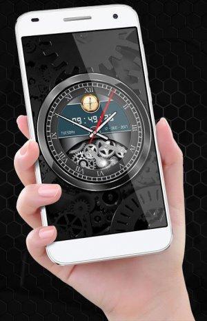 live wallpaper download hd clock