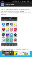 All Tricks Es File Explorer Screen