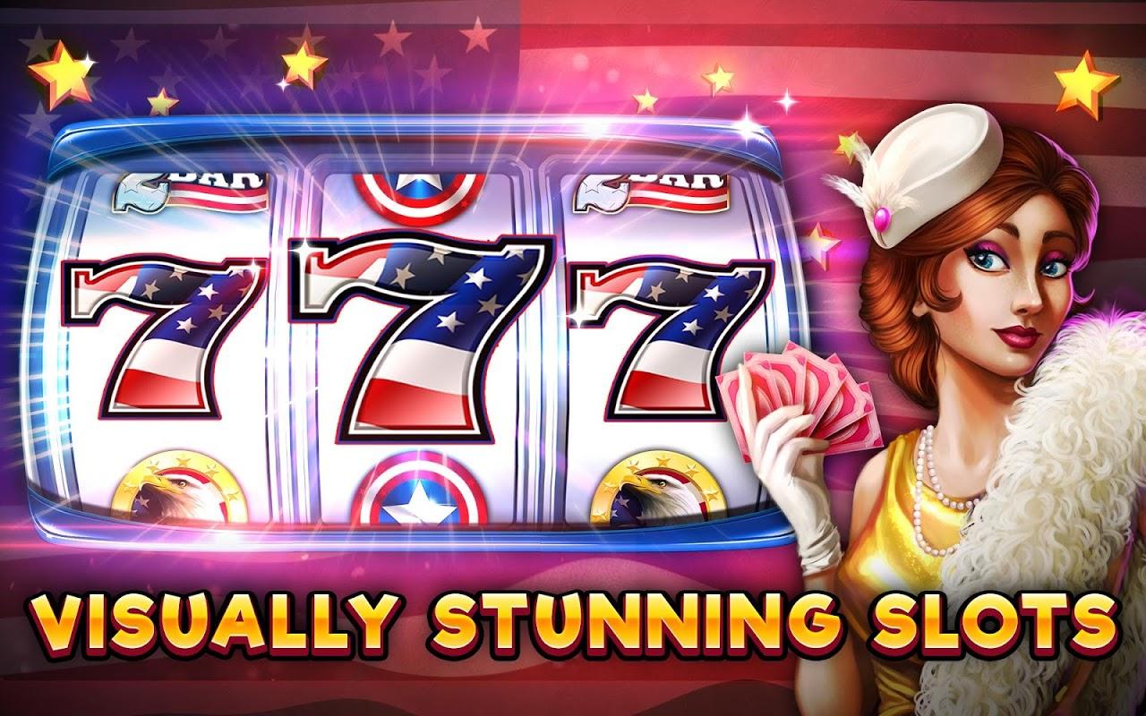 Vegas slot machines odds of winning