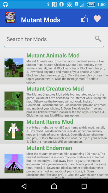minecraft pe full version aptoide