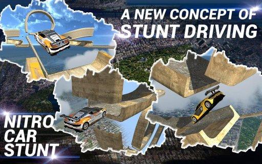 Extreme City GT Racing Stunts screenshot 3
