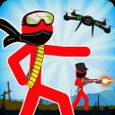 Stickman Army : Team Battle