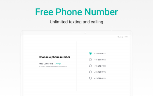 2ndLine - US Phone Number 6 39 0 1 Download APK for Android