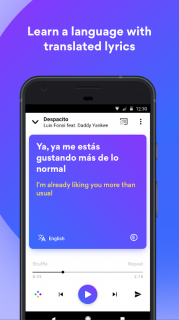 Musixmatch Lyrics screenshot 16