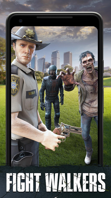 The Walking Dead: Our World screenshot 1