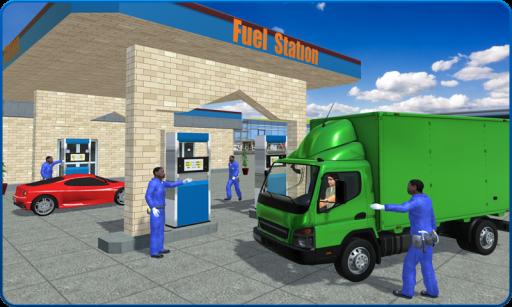 Bank Cash-in-transit Security Van Simulator 2018 screenshot 4