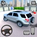 Di Mobil Parkir Pertandingan - Menyetir Permainan