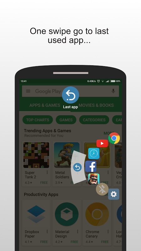 Swiftly switch - Pro screenshot 2