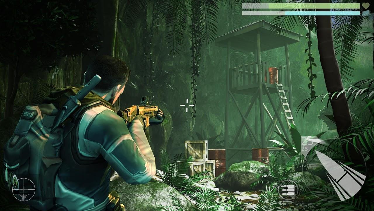 Cover Fire: shooting games - elite shooter screenshot 2
