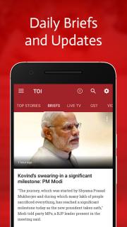 The Times of India News screenshot 2