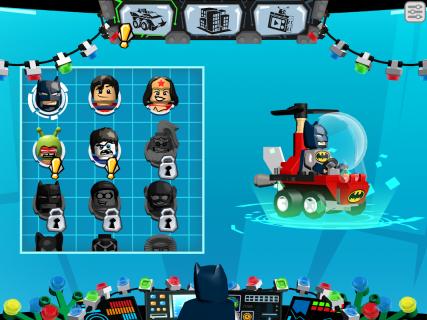 LEGO� DC Mighty Micros screenshot 13