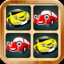 car memory matching game free