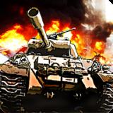 War of Tank 3D Icon