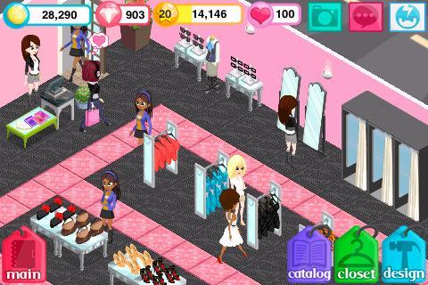 download game pet shop story mod apk