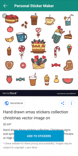 Personal Stickers - Let photo to personal sticker. screenshot 2