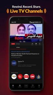 Jazz TV: Watch PSL 5 2020 LIVE screenshot 3