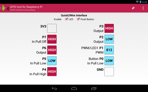GPIO Tool For Raspberry Pi 2 127 7127 Download APK for