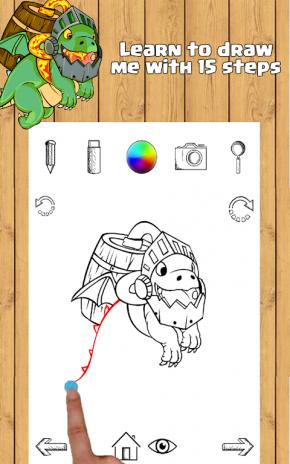 Cómo Dibujar Clash Royale 25 Descargar Apk Para Android Aptoide