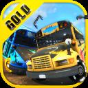School Bus Demolition Derby GOLD+