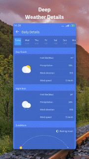 Weather Forecast - Weather Live & Radar & Widget screenshot 3