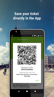 FlixBus - Bus Travel in Europe screenshot 5