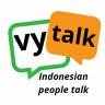 vyTalk indonesian people talk Icon