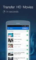 CM Transfer - Share files Screenshot