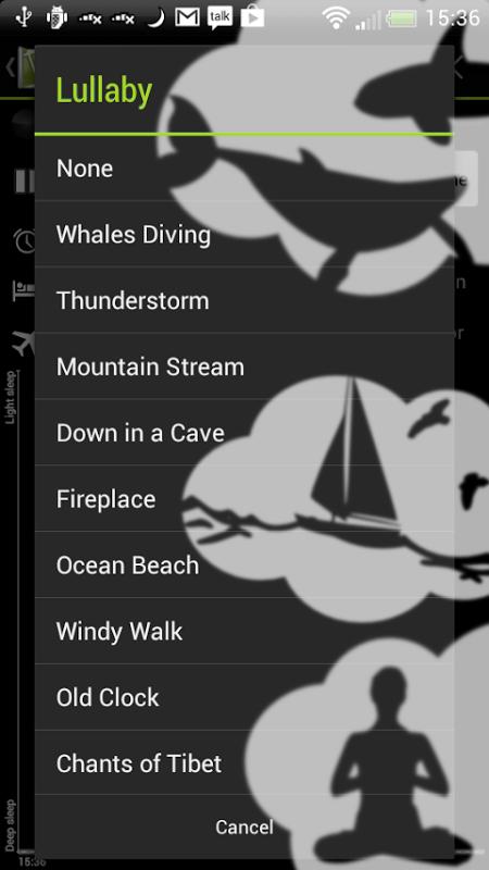 Sleep as Android screenshot 15